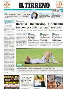 Il Tirreno Livorno - 13 Agosto 2018