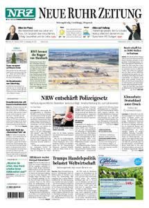 NRZ Neue Ruhr Zeitung Essen-Postausgabe - 10. Oktober 2018