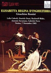 Gabriele Ferro, Orchestra del Teatro regio di Torino, Lella Cuberli, Rockwell Blake - Rossini: Elisabetta, Regina d'Inghilterra