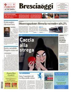 Brescia Oggi - 14 Marzo 2018
