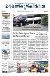Schleswiger Nachrichten - 12. Oktober 2017