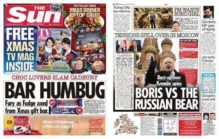 The Sun UK – 23 December 2017