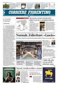 Corriere Fiorentino La Toscana – 08 gennaio 2019