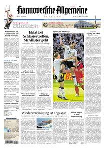 Hannoversche Allgemeine Zeitung - 27.06.2011