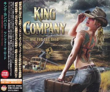 King Company - One For The Road (2016) {Japanese Edition}