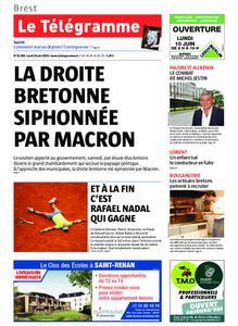 Le Télégramme Brest – 10 juin 2019