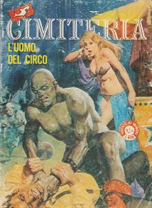 Cimiteria - Volume 109 - L'Uomo Del Circo