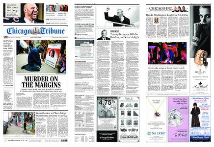 Chicago Tribune – January 14, 2018