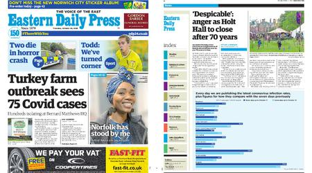 Eastern Daily Press – October 22, 2020