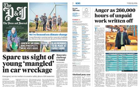 The Press and Journal Moray – August 31, 2021
