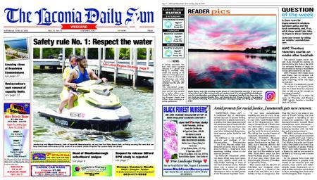 The Laconia Daily Sun – June 20, 2020