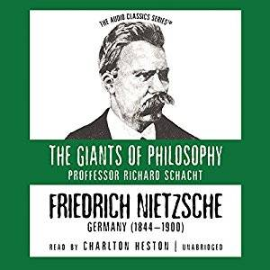 Friedrich Nietzsche: The Giants of Philosophy [Audiobook]
