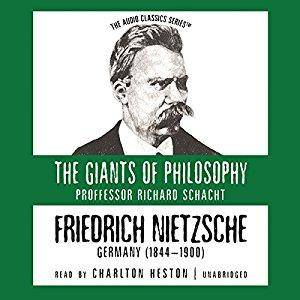 Friedrich Nietzsche: The Giants of Philosophy [Audiobook]