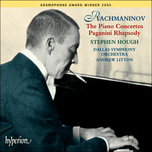 Stephen Hough, Dallas SO, Andrew Litton - Rachmaninov: Complete Works for Piano and Orchestra (2004) SACD-ISO + Hi-Res FLAC
