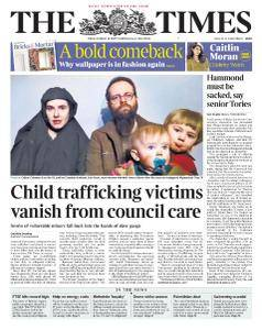 The Times - 13 October 2017