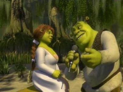 Shrek - Karaoke Party