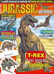 Dinosauri Leggendari N.11 - Giugno-Luglio 2018