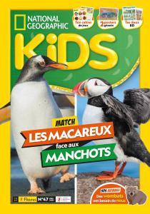 National Geographic Kids France - Juin 2021