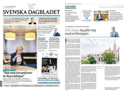 Svenska Dagbladet – 26 december 2017