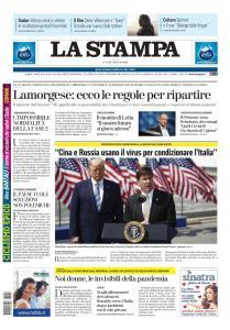 La Stampa Imperia e Sanremo - 4 Maggio 2020