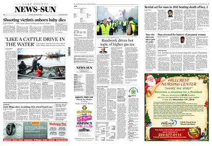 Lake County News-Sun – December 13, 2018