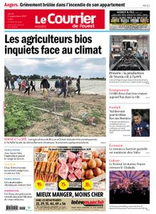 Le Courrier de l'Ouest Angers – 02 septembre 2021