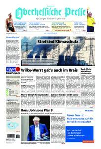 Oberhessische Presse Hinterland - 05. Oktober 2019
