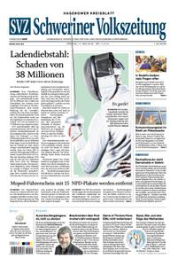 Schweriner Volkszeitung Hagenower Kreisblatt - 17. Mai 2019