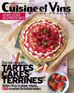 Cuisine et Vins de France – mai 2018