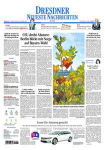 Dresdner Neueste Nachrichten - 13. Oktober 2018