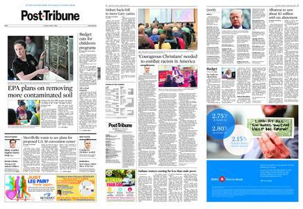 Post-Tribune – April 07, 2019