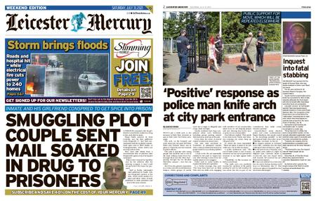 Leicester Mercury – July 31, 2021