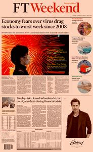 Financial Times Europe – 29 February 2020