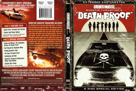 Death Proof (2007) [2-Disc Special Edition]