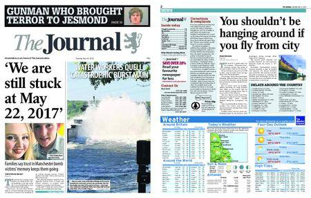 The Journal – May 22, 2018