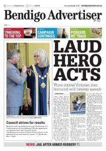Bendigo Advertiser - November 15, 2017
