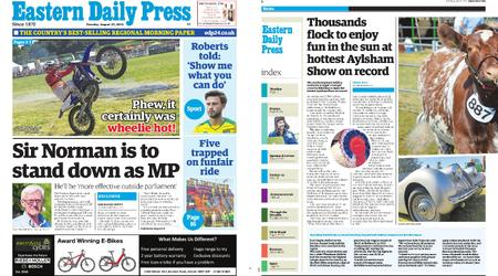 Eastern Daily Press – August 27, 2019