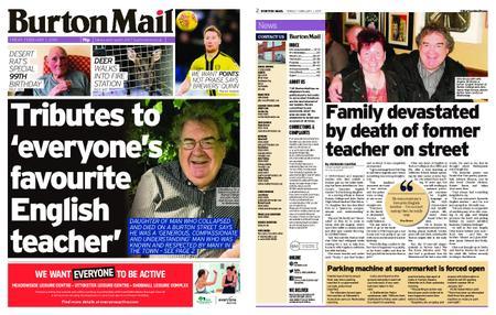Burton Mail – February 01, 2019