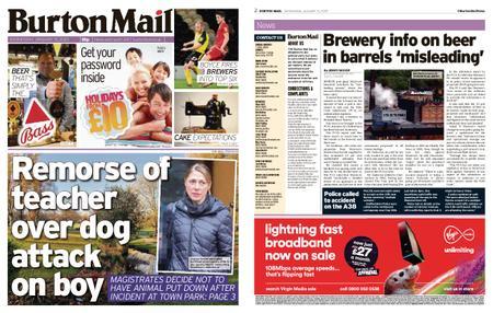 Burton Mail – January 15, 2020
