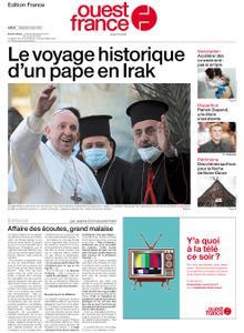 Ouest-France Édition France – 06 mars 2021