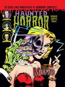 The Chilling Archives of Horror Comics 005 - Haunted Horror 2013 digital