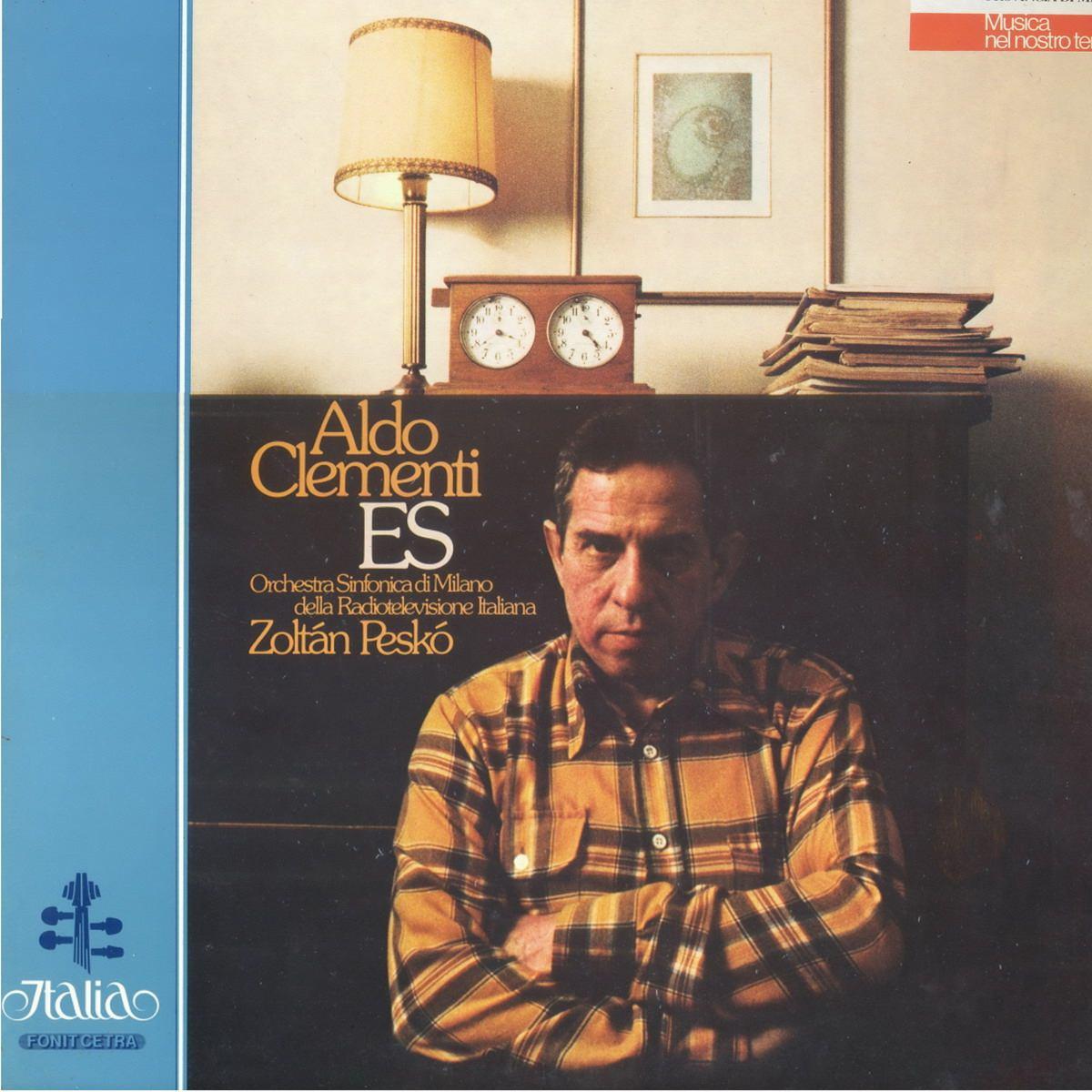 In memoriam Aldo Clementi (1925 - 5 mar 2011) ES [1982]