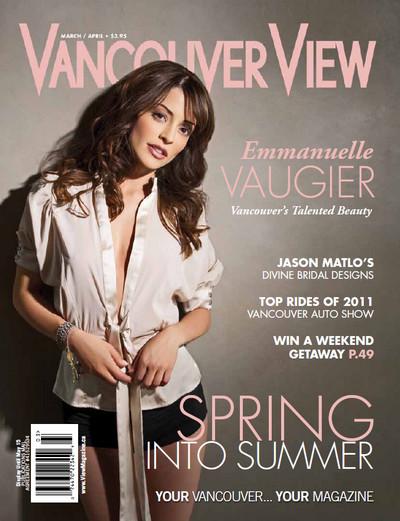 Vancouver View - March/April 2011