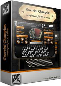 Virtual Acoustic Guerrini Superior 4 KONTAKT