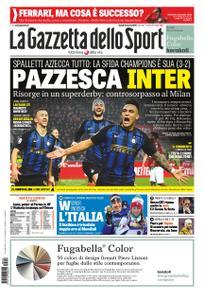 La Gazzetta dello Sport Sicilia – 18 marzo 2019