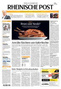 Rheinische Post – 15. November 2019