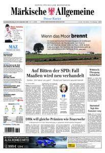 Märkische Allgemeine Dosse Kurier - 22. September 2018