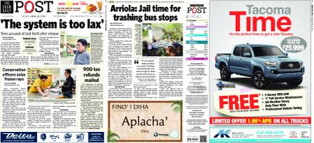 The Guam Daily Post – April 30, 2019
