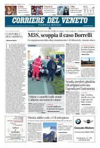 Corriere del Veneto Padova e Rovigo - 17 Ottobre 2017