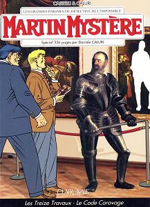 Martin Mystère - Tome 7 - Les Treize Travaux - Le Code Caravage